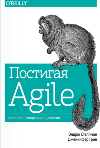 Книга Постигая Agile